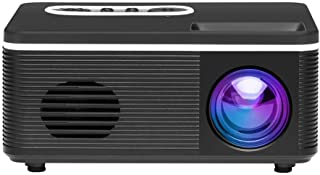 Ailler US Plug Projector Sync Display Beamer Home Media Video Player Overhead Projectors