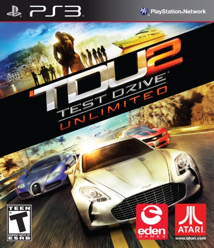 Test Drive Unlimited 2 - Playstation 3