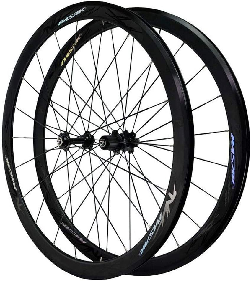 700C Road Bike Wheel Set V Max 58% OFF C 35% OFF Ri Brake Aluminum 40mm Alloy Height