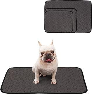 50 Piezas Ultra Absorbente /& Durable Pet Pad 45x33 cm Gspirit Empapadores de adiestramiento para Perros