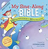 My Sing-Along Bible: 50 Easy-Read Stories + 50 Fun Bible Songs (Wonder Kids)