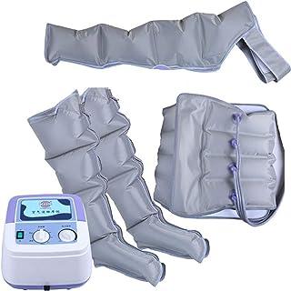 Wanforjewellery Masajeador de Pierna de compresión de Aire eléctrico para la Cintura de la Pierna del Brazo Envuelve los Tobillos del pie máquina de Masaje