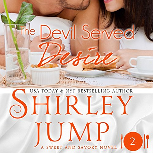 The Devil Served Desire audiobook cover art