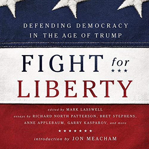 Fight for Liberty audiobook cover art