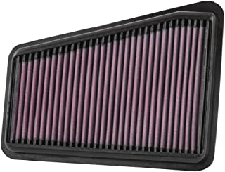 K&N Engine Air Filter: High Performance, Premium, Washable, Replacement Filter: Compatible with 2018-2019 GENESIS/KIA (G7...