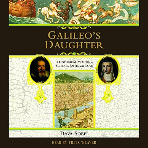 Galileo's Daughter audiobook cover art
