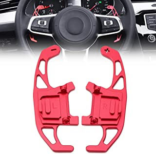 Metal Car Steering Wheel Paddle Extend Shifter Replacement fit for Volkswagen VW GOLF GTI R GTD GTE MK7 7 POLO GTI Scirocco 2014-2019