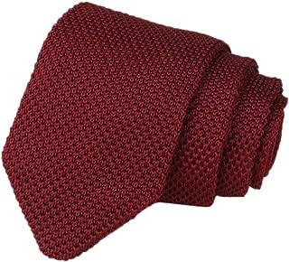 Ansenesna Los Hombres De Punto Crochet Rayas Corbata Boda Fiesta ...