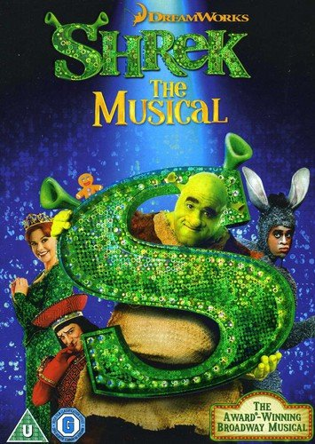 Shrek the Musical (Dreamworks) [DVD] [Import]