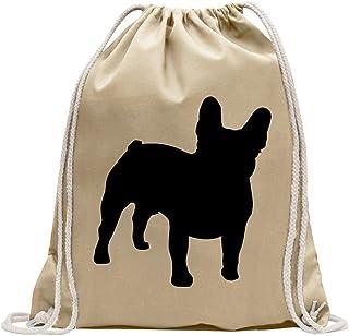 Leggera Borsa da Viaggio Ahomy Borsa Sportiva da Palestra con Bulldog Inglese