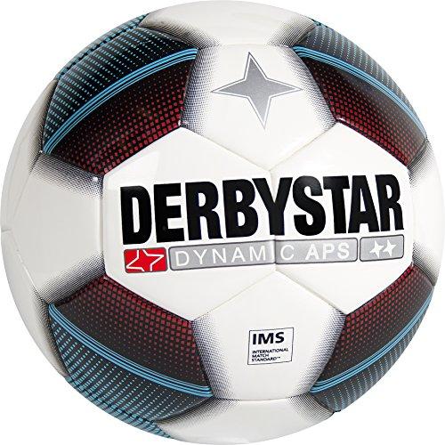 Derbystar Dynamic APS, 5, weiß rot blau schwarz, 1002500163