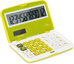 $39 » HAOPINZHI Multifunctional Calculator, Standard Function Handheld Calculators, Solar Power Office Calculator with Cover (Co...