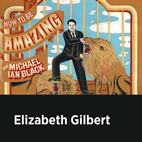 Elizabeth Gilbert audiobook cover art