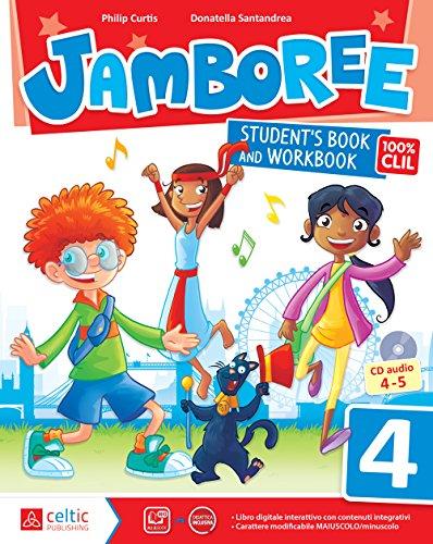 Jamboree. Per la Scuola elementare. Con e-book. Con espansione online (Vol. 4)