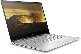 HP Envy x360 15-cn1001ne, 2 in 1 Laptop, Intel Core i5-8265U, 15.6 Inch, 256 GB SSD, 12GB RAM, Nvidia Geforce MX150 (4GB Graphics), Win 10, Eng-Ara KB, Silver