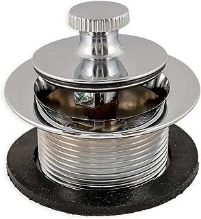EZ-FLO 35233 Lift-n-Turn Bathtub Drain Assembly 1-1/2