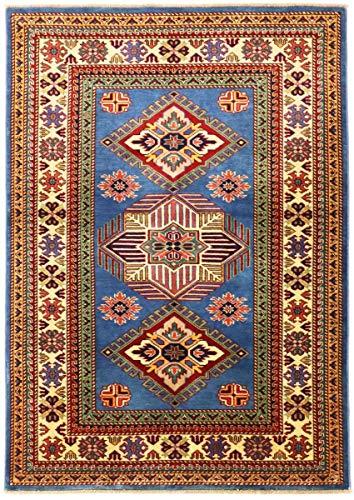 Nain Trading Afghan Shirvan 146x103 Orientteppich Teppich Rot Handgeknüpft Afghanistan