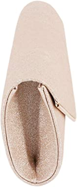 Gabrine Damen Abendtasche mit Umschlag Twinkle Gillter Handtasche Clutch für Hochzeit Party Abschlussball