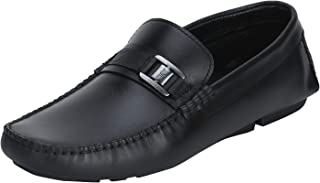 Red Tape Men's Rte1461 Leather Loafers