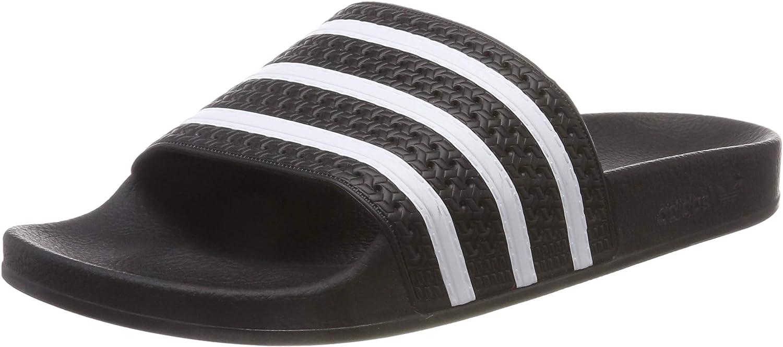 Adidas ORIGINALS Adilette Slides Black