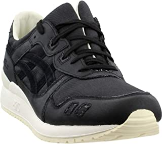 Onitsuka Tiger by Asics Men's Gel-Lyte III Black/Black 14 D US