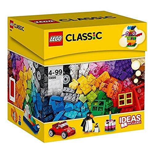 lego classic finestre LEGO Classic 10695 - Scatola Creativa