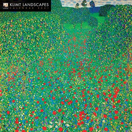 Gustav Klimt Landscapes - Gustav Klimt Landschaften 2021: Original Flame Tree Publishing-Kalender [Kalender] (Wall-Kalender)