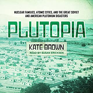 Plutopia audiobook cover art