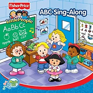 fisher price little people abc sing along