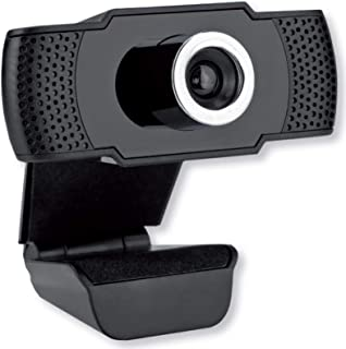 MCL Samar Web-FHD/M - Webcam - Couleur - 1920 x 1080-1080p - Audio - USB - YUY2