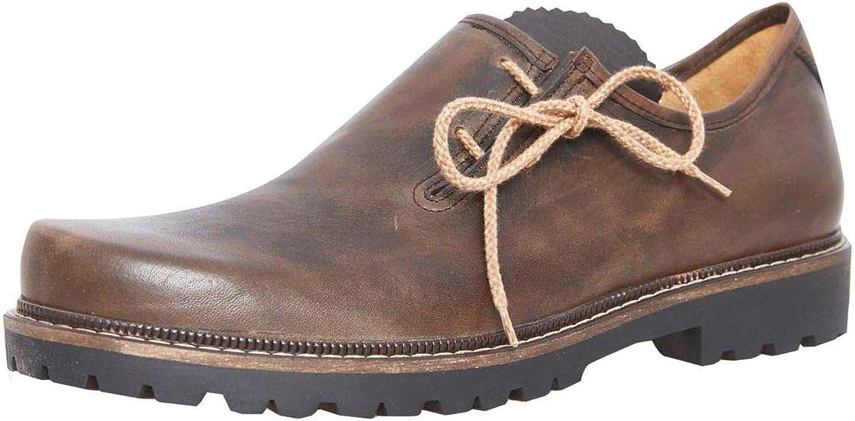 Dirndl Dirndl + bua Herren Trachten-Schuhe Haferlschuh Benny in Oliv  Alle Produkte erhalten bis zu 34% Rabatt