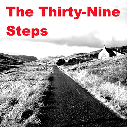 The Thirty-Nine Steps cover art