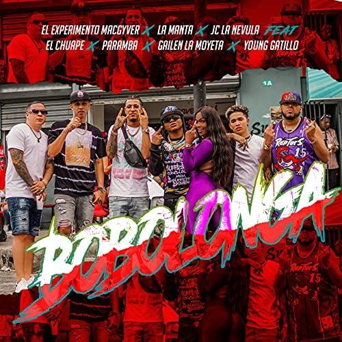 El Experimento Macgyver, JC La Nevula & La Manta feat. Gailen La Moyeta, Paramba, El Chuape & Young Gatillo
