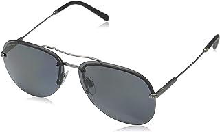 Bulgari 0Bv5044 19581 60 Gafas de sol Gris (Polargrey) Hombre