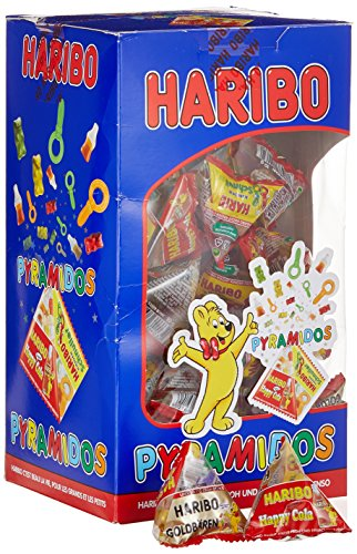 Haribo Pyramidos, 2er Pack (2 x 750g)