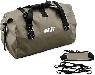 GIVI(ジビ)【イタリアブランド】  EA115KG 防水ドラムバッグ 40L 96105 高性能&スタイリッシュデザイン