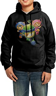 Team Umizoomi Youth Classic Pullover Athletic Sweatshirt Hoodies