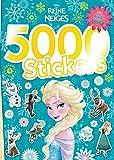 La Reine des Neiges, 5000 stickers