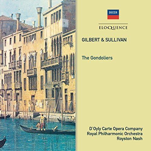 The D'Oyly Carte Opera Company, Royal Philharmonic Orchestra & Royston Nash