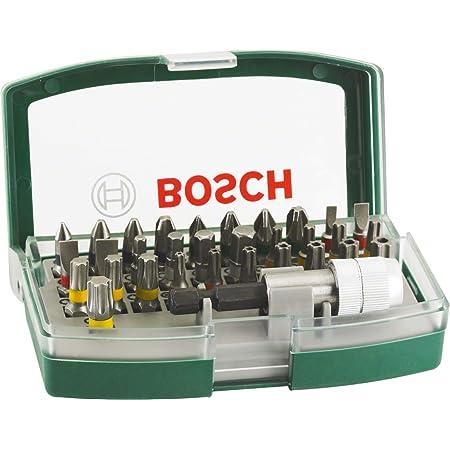 Jeu d'embouts 32pièces Bosch (accessoires pour outils électriques et tournevis à main)
