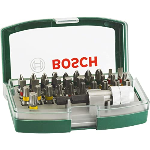 Bosch 2607017063 Rainbow Set 32 Inserti Avvitamento
