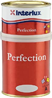 Interlux YHS936KIT/QT Perfection Topside Finish (Lauderdale Blue, Quart), 32. Fluid_Ounces