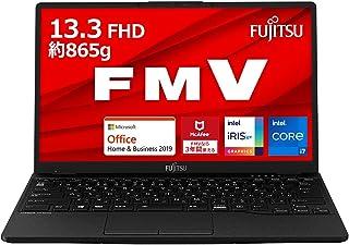 【公式】 富士通 ノートパソコン FMV LIFEBOOK UHシリーズ WU2/E3 (Windows 10 Pro/13.3型ワイド液晶/Core i7/16GBメモリ/約1TB SSD/Office Home and Business 2...