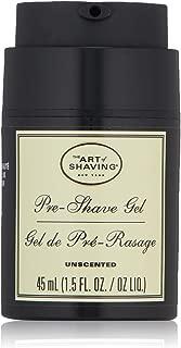 The Art of Shaving, Pre-Shave Gel, Unscented, 1.5 oz.