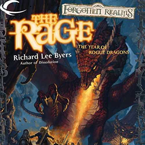 The Rage audiobook cover art