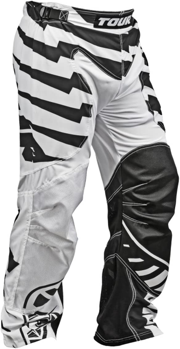 Tour Hockey Max 63% OFF San Diego Mall HPY64WH-S Youth Code Active Pants Small