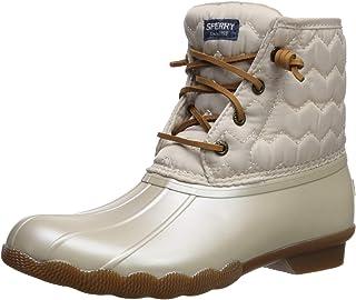 Sperry Unisex-Child Saltwater Boot Snow