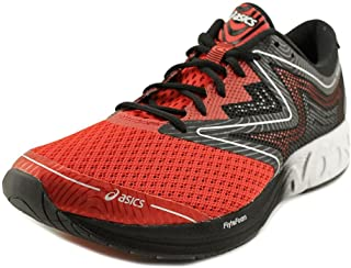 Asics Noosa FF Mens Running Trainers T722N Sneakers Shoes (uk 9 us 10 eu 44, vermillion white black 2301)