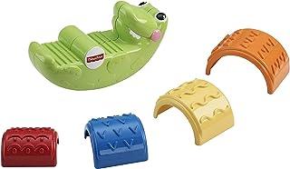 لعبة التمساح الهزاز M064348 من ماتيل فيشير برايس، متعددة الألوان
