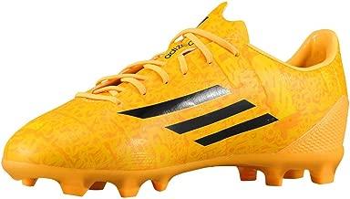 Adidas F50 Adizero Junior Lionel Messi Soccer Cleat (Solar Gold) Sz. 4.5